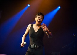 Bettye LaVette performing at the Highline Ballroom, 5/26/10, New York City