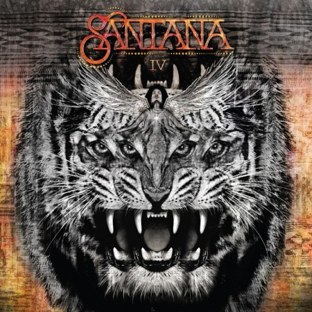 SANTANA IV reunites legendary band lineup - new studio album out April 15, 2016 (PRNewsFoto/SANTANA)